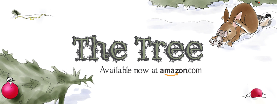 The Tree Now Available at Amazon!